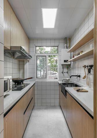 70平米日式风格厨房欣赏图