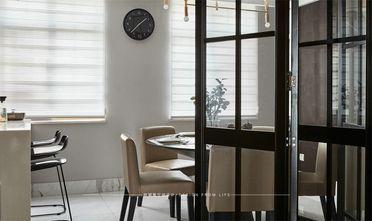 140平米别墅现代简约风格餐厅装修案例