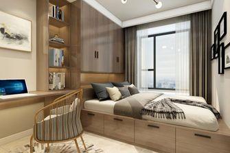 90平米公寓中式风格卧室欣赏图