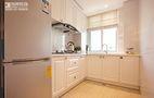 130平米三室两厅欧式风格厨房家具图