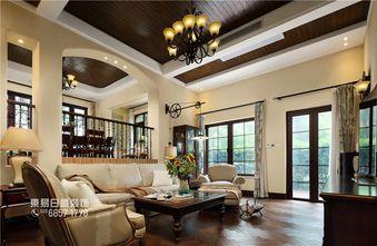 140平米别墅地中海风格客厅图片