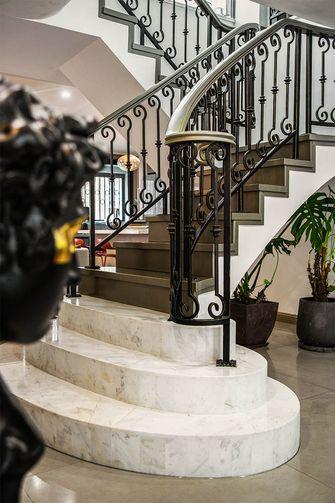 140平米三其他风格楼梯间设计图