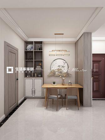 90平米三中式风格餐厅图片