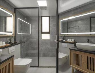 140平米四室三厅日式风格卫生间装修图片大全