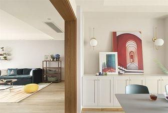 140平米三北欧风格客厅效果图