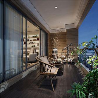 120平米三室两厅宜家风格阳台欣赏图