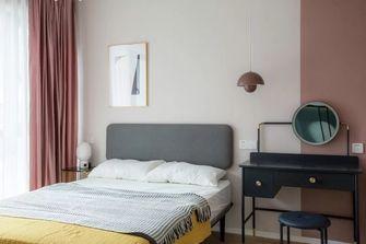 70平米三室一厅北欧风格儿童房效果图
