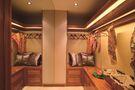 120平米三室一厅东南亚风格衣帽间图片