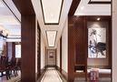 140平米四室两厅中式风格走廊门口设计图