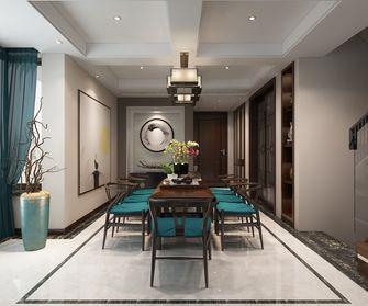 140平米别墅中式风格餐厅效果图