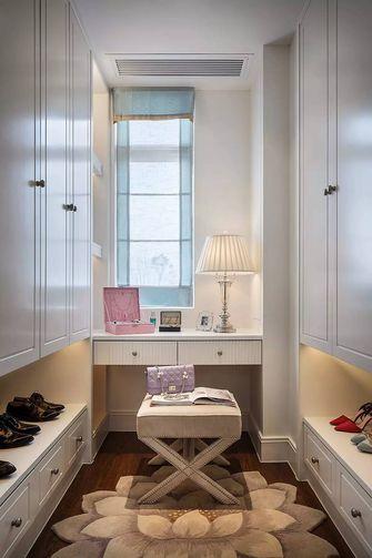 140平米四室两厅欧式风格衣帽间图片大全