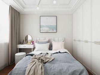 英伦风格卧室图