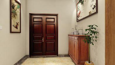 100平米一居室中式风格玄关欣赏图