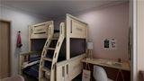70平米中式风格卧室效果图