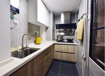 50平米一居室北欧风格厨房图片大全