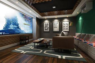 140平米四室两厅美式风格影音室图片
