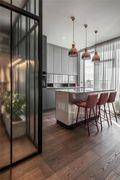 70平米一居室其他风格厨房欣赏图