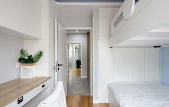 40平米小户型现代简约风格儿童房图
