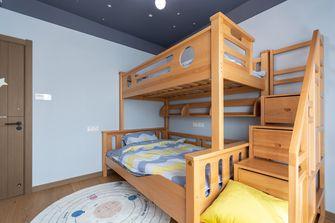 140平米三日式风格儿童房装修图片大全