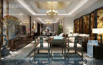 豪华型140平米四室四厅新古典风格客厅设计图