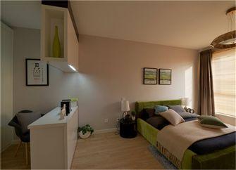60平米公寓地中海风格卧室设计图