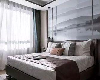 5-10万140平米三室两厅中式风格卧室装修效果图
