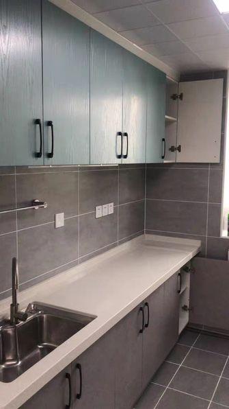 30平米以下超小户型北欧风格厨房设计图