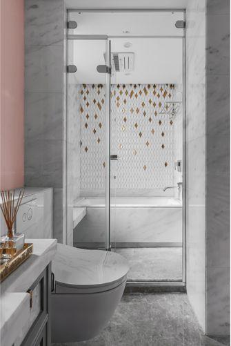 140平米四室三厅新古典风格卫生间装修案例