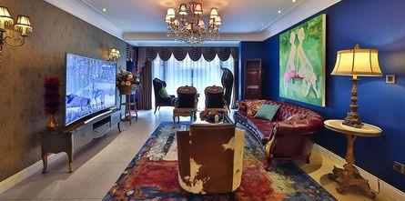 130平米四东南亚风格客厅图