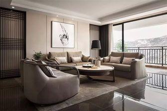 110平米新古典风格客厅效果图