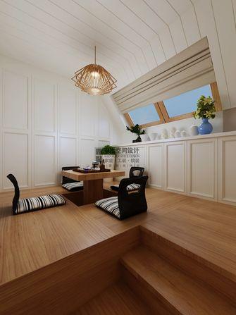 140平米别墅欧式风格阁楼效果图