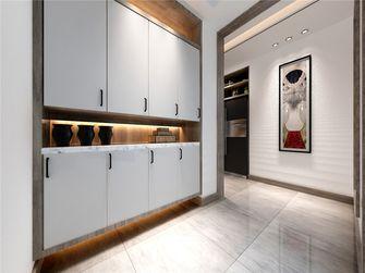 富裕型140平米三室三厅东南亚风格玄关欣赏图