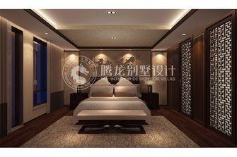 140平米别墅中式风格卧室背景墙图片大全