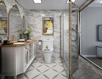 30平米超小户型欧式风格卫生间设计图