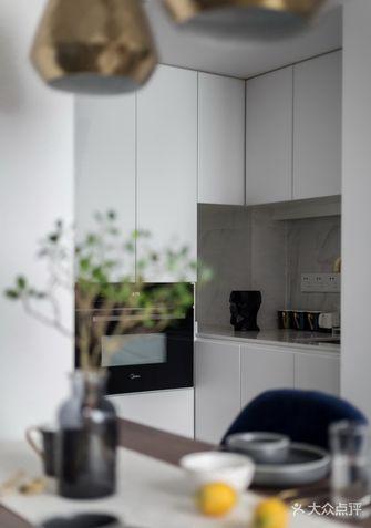 40平米小户型现代简约风格厨房欣赏图