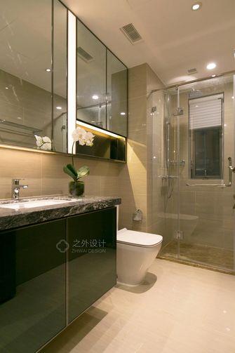 90平米一室两厅美式风格卫生间图片