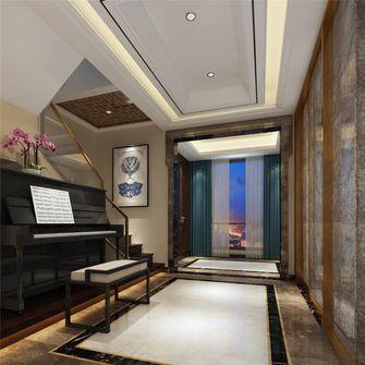 140平米复式中式风格阁楼图