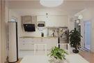 100平米三室一厅现代简约风格厨房橱柜效果图