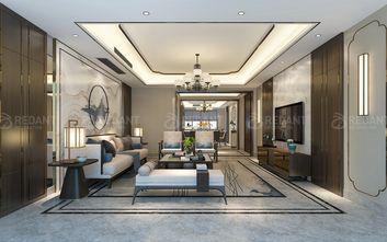 140平米四中式风格客厅欣赏图