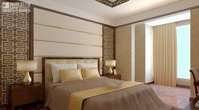 110平米三室两厅中式风格卧室家具欣赏图