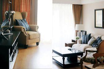 5-10万90平米三室两厅地中海风格阳光房设计图