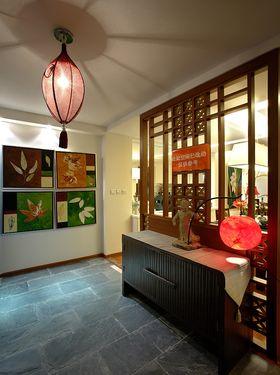 富裕型120平米一室一廳中式風格陽光房裝修效果圖