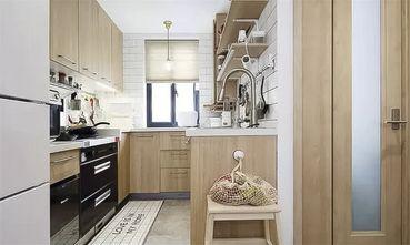 40平米小户型北欧风格厨房图片