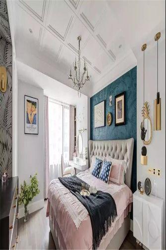 130平米三欧式风格卧室图片大全