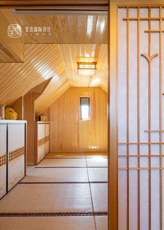 140平米别墅美式风格阁楼图
