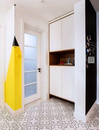 5-10万80平米一居室北欧风格玄关装修效果图