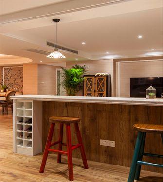 140平米四宜家风格餐厅设计图