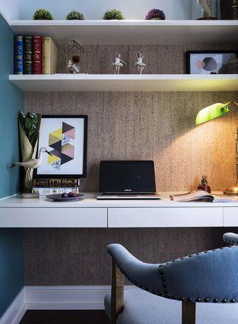 80平米美式风格梳妆台设计图