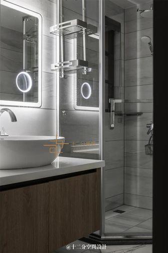 140平米四室两厅北欧风格卫生间装修效果图