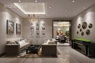 豪华型140平米四室四厅新古典风格阳光房装修图片大全